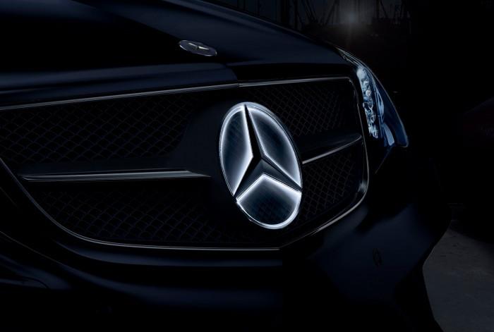Criação do site da AB Intercar Mercedes-Benz